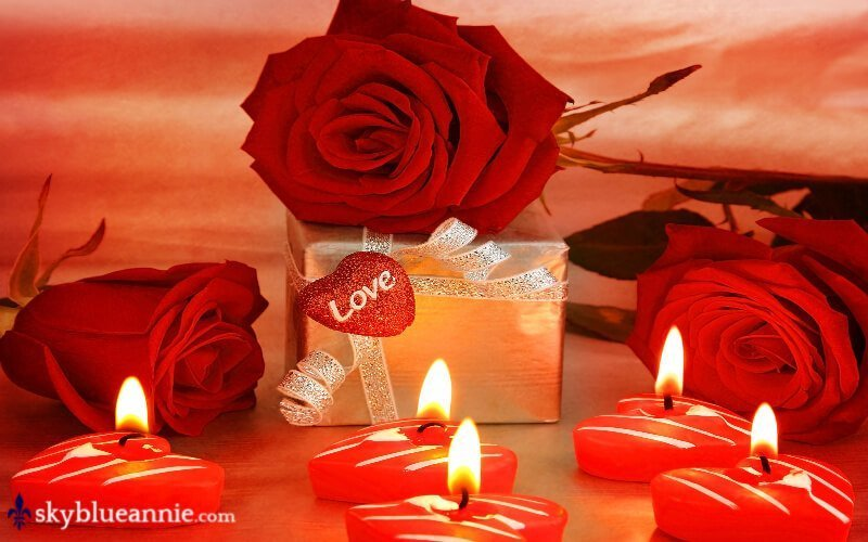 Valentines By Candlelight… And Coffee