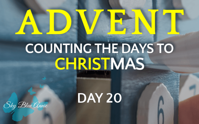 Advent — Day 20