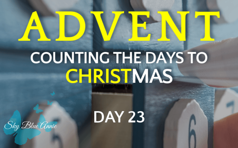 Advent — Day 23