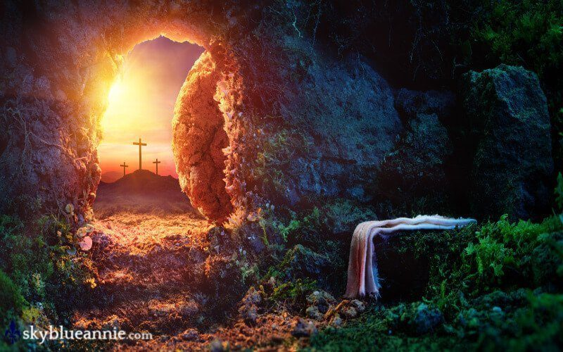 Easter Morning - The Empty Tomb!