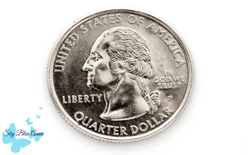 U.S. Quarter Dollar Coin