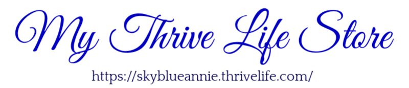 My Thrive Life Store